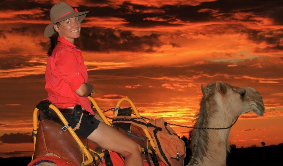 4. Travelling and Camels