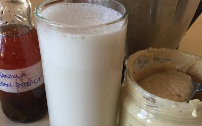 Homemade Nut Mylk
